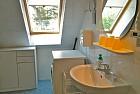 Dusch/WC mit Waschmaschine